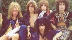 Stranded in the Jungle with The New York Dolls