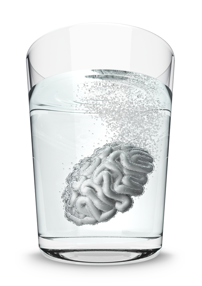 The Healthy Brain Program Part 1: A Glass of Water